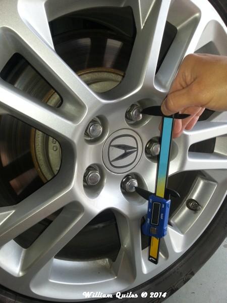2010 tl with the wrong rear bolt pattern acurazine acura rh acurazine com 2009 Acura TL Specs 2007 Acura TL