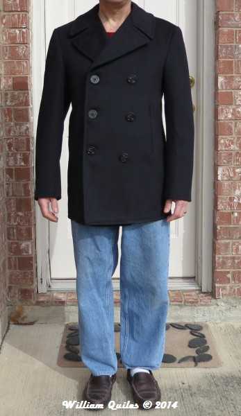 Questions About the United States Navy Peacoat | Page 47 | The ...